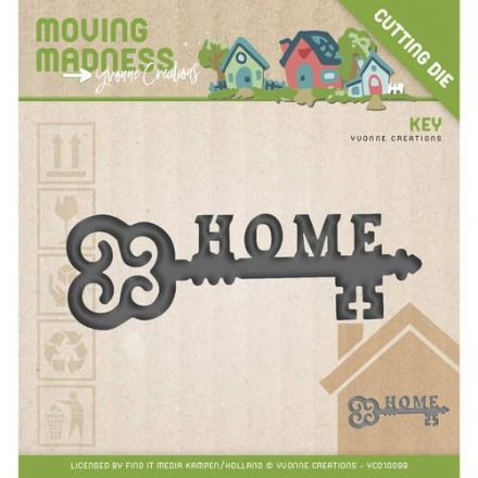 YCD10099 ~ Moving Madness ~ Key ~ Yvonne Creations